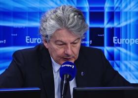 Επίτροπος Μπρετόν: Ο κορωνοϊός βυθίζει σε ύφεση την ΕΕ το 2020 - Κεντρική Εικόνα