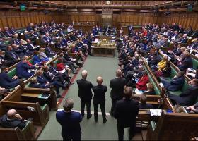 Βρετανία: Προς παράταση του Brexit και πρόωρες εκλογές - Κεντρική Εικόνα