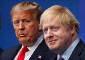 ΗΠΑ: Ξεκινούν οι εμπορικές συνομιλίες με την Βρετανία για τη μετά Brexit εποχή - «Σκληρό παζάρι» υπόσχεται ο Μπόρις Τζόνσον - Κεντρική Εικόνα