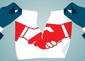 Πώς ναυάγησε το μεγάλο deal μεταξύ Αρ. Αλαφούζου και Θ. Αγγελόπουλου - Κεντρική Εικόνα
