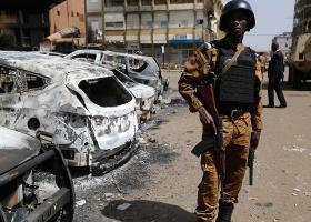 Μπουρκίνα Φάσο: Έξι χριστιανοί νεκροί από επίθεση τζιχαντιστών - Κεντρική Εικόνα