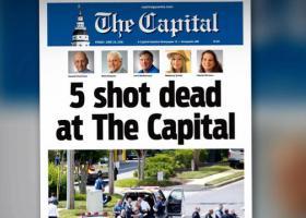 ΗΠΑ: Αγρυπνία απόψε στη μνήμη των εργαζομένων της Capital Gazette - Κεντρική Εικόνα