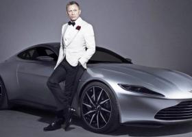 Στο «σφυρί» η νεότερη Aston Martin του Τζέιμς Μποντ (pics) - Κεντρική Εικόνα