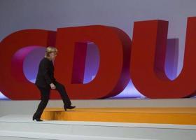 Με επίδειξη ενότητας μεταξύ CDU και CSU ξεκίνησε το Συνέδριο των Χριστιανοκοινωνιστών στη Γερμανία  - Κεντρική Εικόνα