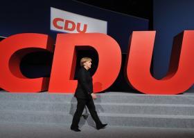 Γερμανία: Ένταση στην συνεδρίαση του Προεδρείου της CDU - Κεντρική Εικόνα