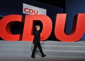 Ξεκινούν οι εργασίες του κρίσιμου συνεδρίου του CDU - Κεντρική Εικόνα