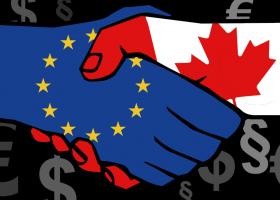 Ερώτηση βουλευτών ΝΔ για τη συμφωνία ΕΕ-Καναδά - Κεντρική Εικόνα