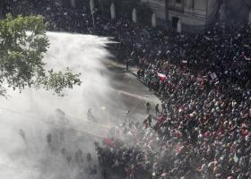 Χιλή: Νέες επεισοδιακές κινητοποιήσεις παρά τον ανασχηματισμό Πινιέρα - Κεντρική Εικόνα