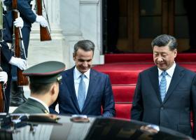 Στην Αθήνα ο Κινέζος πρόεδρος Σι Τζινπίνγκ για συναντήσεις με Μητσοτάκη-Παυλόπουλο - Κεντρική Εικόνα