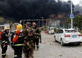 Κίνα: Στους 78 οι νεκροί από την έκρηξη σε χημικό εργοστάσιο  - Κεντρική Εικόνα