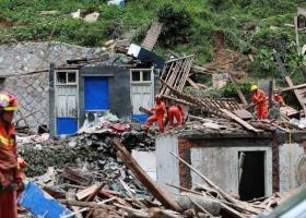 Κίνα: 49 νεκρούς και 21 αγνοούμενους άφησε πίσω του ο τυφώνας Λεκίμα - Κεντρική Εικόνα