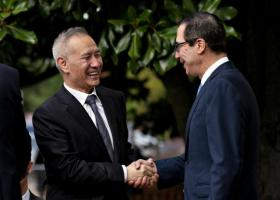 Bloomberg: Σε μερική συμφωνία κατέληξαν ΗΠΑ-Κίνα - Έρχεται ανακωχή στον εμπορικό πόλεμο; - Κεντρική Εικόνα
