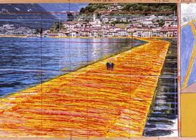 Όταν η τέχνη ανοίγει ...δρόμο στη λίμνη - Κεντρική Εικόνα
