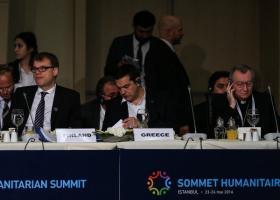 Α. Τσίπρας:  Η Ελλάδα αντιμετωπίζει δύο κρίσεις ταυτόχρονα - Κεντρική Εικόνα