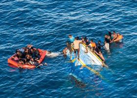 ΔΟΜ: Εντυπωσιακά μικρότερος ο αριθμός των μεταναστών, που έφτασαν μέσω Μεσογείου - Κεντρική Εικόνα
