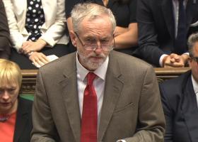 Ψηφοφορία για πρόταση που θα εμποδίζει το no-deal Brexit προωθούν οι Εργατικοί - Κεντρική Εικόνα