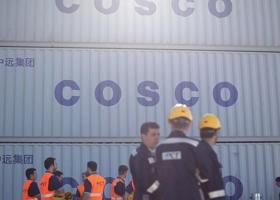 Στόχος της COSCO η «συνεχής ανάπτυξη» του ΟΛΠ - Κεντρική Εικόνα