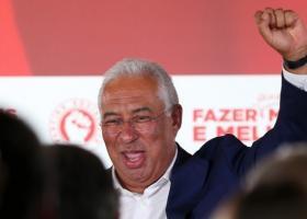 Πορτογαλία: Καθαρή νίκη για τους σοσιαλιστές του Αντόνιο Κόστα - Κεντρική Εικόνα