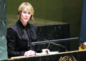 Η Κέλι Κραφτ νέα πρέσβειρα των ΗΠΑ στον ΟΗΕ - Κεντρική Εικόνα