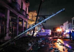 Κούβα: Τουλάχιστον 3 νεκροί και 172 τραυματίες από ανεμοστρόβιλο - Κεντρική Εικόνα