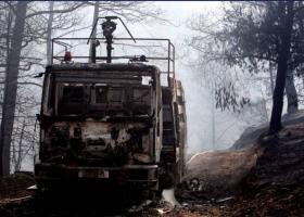 Μήνυμα συμπαράστασης Αλ. Τσίπρα για την καταστροφική πυρκαγιά στην Κύπρο - Κεντρική Εικόνα
