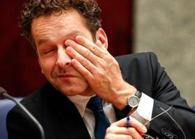 Ντάισελμπλουμ για «ποτά» και «γυναίκες»: Ήμουν κουρασμένος και το διατύπωσα λάθος - Κεντρική Εικόνα
