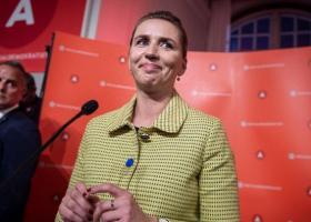 Δανία: Οι Σοσιαλδημοκράτες της Μέτε Φρέντεριξεν νικητές των εκλογών - Κεντρική Εικόνα
