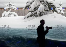 Η παγκόσμια ελίτ συναντάται στο Νταβός - Κεντρική Εικόνα
