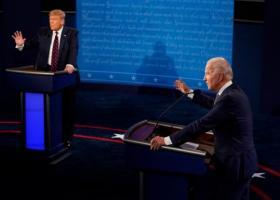 ΗΠΑ: Χάος στο πρώτο debate Τραμπ και Μπάιντεν - «Είσαι χαζός - Είσαι ψεύτης και ρατσιστής» (Video) - Κεντρική Εικόνα