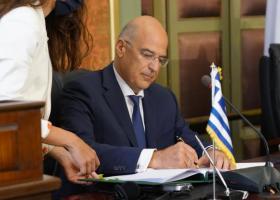Δένδιας: Το παρασκήνιο της συμφωνίας με την Αίγυπτο - «Μεγάλη εθνική επιτυχία» - Κεντρική Εικόνα