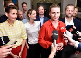 Δανία: Συμφωνία 4 κομμάτων για τον σχηματισμό κυβέρνησης των Σοσιαλδημοκρατών - Κεντρική Εικόνα