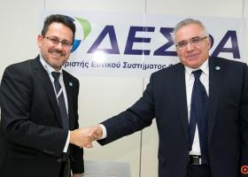 O Nicola Battilana νέος Διευθύνων Σύμβουλος του ΔΕΣΦΑ - Κεντρική Εικόνα