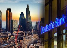 Η Deutsche Bank θα μετακινήσει λιγότερες θέσεις από το Λονδίνο μετά το Brexit απ'ό,τι αναμενόταν - Κεντρική Εικόνα