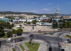 Τα σχέδια ανάπλασης του Διεθνούς Εκθεσιακού Κέντρου Θεσσαλονίκης - Κεντρική Εικόνα