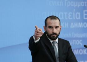 Τζανακόπουλος προς Ν.Δ.: Μήπως αντί να επιτίθεστε στον πρωθυπουργό, πηγαίνατε μέχρι το Χίλτον να συμπαρασταθείτε στο ΔΝΤ;   - Κεντρική Εικόνα