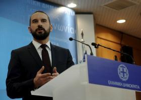 Δ. Τζανακόπουλος: Η περικοπή των συντάξεων το 2019 θα εξαρτηθεί από τη δημοσιονομική πορεία - Κεντρική Εικόνα