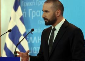 Δ. Τζανακόπουλος: Η σημερινή κυβέρνηση δεν συγκρίνεται με την συγκυβέρνηση Σαμαρά-Βενιζέλου - Κεντρική Εικόνα