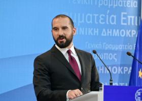 Δ. Τζανακόπουλος: Η Τουρκία πρέπει να επανέλθει στον δρόμο της νομιμότητας  - Κεντρική Εικόνα