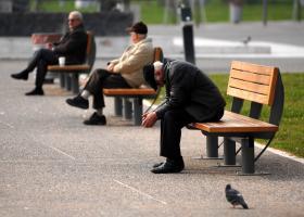 «Βόμβα» το δημογραφικό: Άνω των 65 ετών το 22% των Ελλήνων - Κεντρική Εικόνα