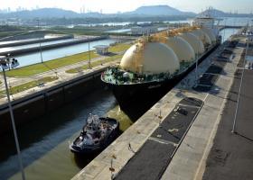 Μεγάλο αριθμό LNG πλοίων ετοιμάζεται να υποδεχτεί η Διώρυγα του Παναμά - Κεντρική Εικόνα