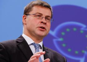 Ντομπρόβσκις: Η ΕΕ συζητά τρόπους να διευκολύνει τις επενδύσεις για να τονωθεί η ανάπτυξη - Κεντρική Εικόνα