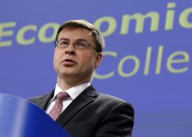 Ντομπρόβσκις: Οι χώρες της ΕΕ θα καταγράψουν ανάπτυξη φέτος και την επόμενη χρονιά - Κεντρική Εικόνα