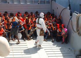 Χρηματοδότηση ΜΚΟ από δουλεμπόρους στην Ιταλία; - Κεντρική Εικόνα