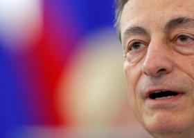 «Καμπανάκι» Ντράγκι για επιβράδυνση του ρυθμού ανάπτυξης στην ευρωζώνη - Κεντρική Εικόνα