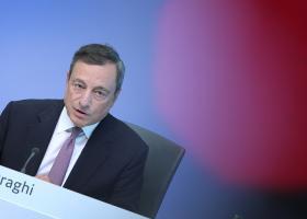 Ντράγκι: Βρισκόμαστε σε καιρό πολέμου, να «απορροφηθούν» ιδιωτικά χρέη - Κεντρική Εικόνα
