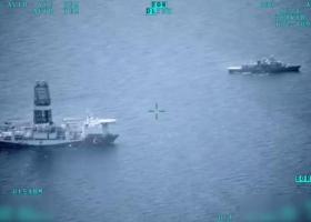 Προκαλεί η Άγκυρα: Δημοσιοποίησε εικόνες του πολεμικού ναυτικού γύρω από τα γεωτρύπανα - Κεντρική Εικόνα