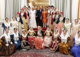 Στις θυσίες του ελληνικού λαού αναφέρθηκε ο Πρίγκιπας Κάρολος - Κεντρική Εικόνα