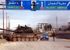 Ξεκίνησε η Τουρκία την επιχείρηση «Εαρινή Ασπίδα» στο Ιντλίμπ - Κεντρική Εικόνα