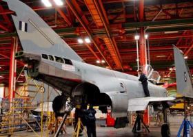 Ξεκινά και πάλι σε ελληνικό έδαφος η γραμμή παραγωγής των μαχητικών F-16 - Κεντρική Εικόνα
