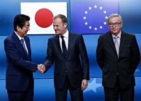 Ψηφίζεται στο ΕΚ η συμφωνία στρατηγικής και οικονομικής εταιρικής σχέσης ΕΕ-Ιαπωνίας - Κεντρική Εικόνα